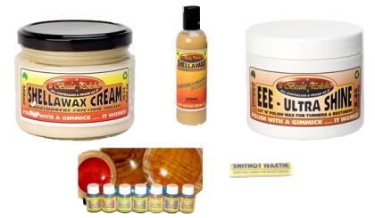 Shellawax producten